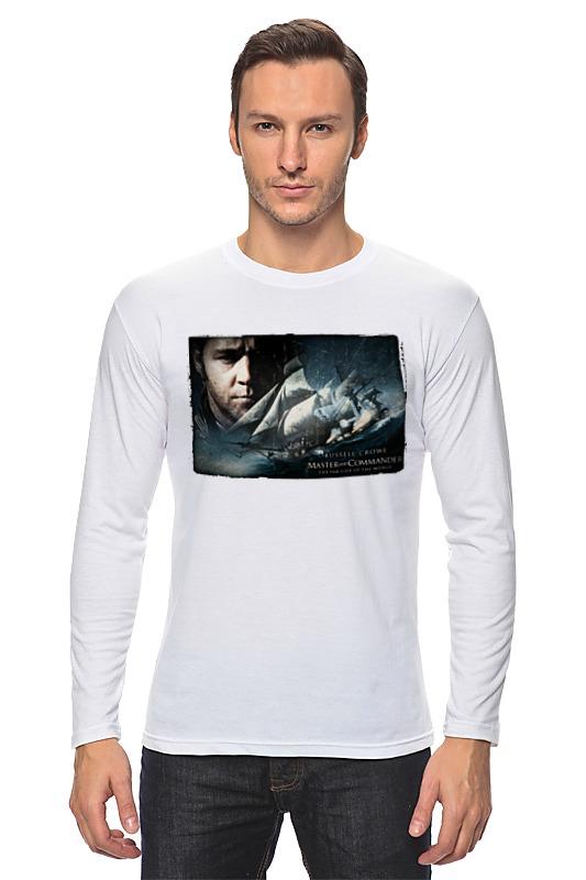 Лонгслив Printio Хозяин морей футболка для беременных printio хозяин морей
