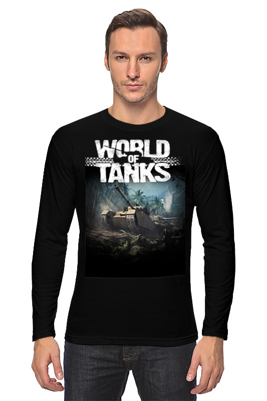 Лонгслив Printio World of tanks сумка printio подарки