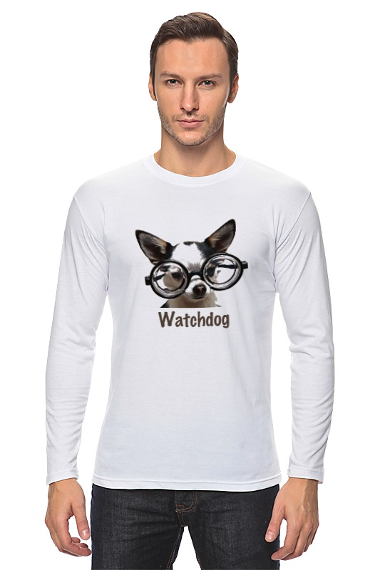 цена на Лонгслив Printio Watchdog