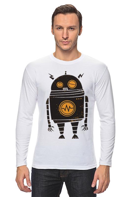 Лонгслив Printio Robot / робот
