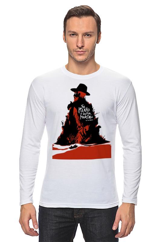 Лонгслив Printio Doсtor moreau детская футболка классическая унисекс printio doсtor moreau