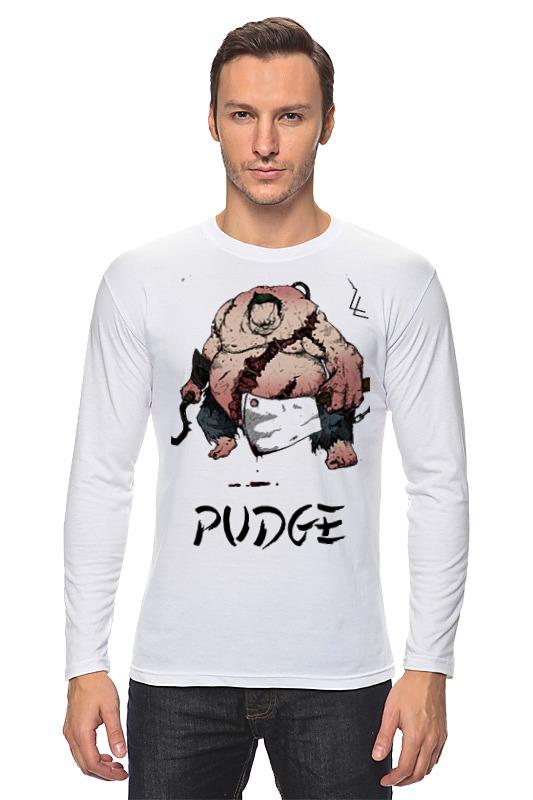 Лонгслив Printio Dota 2 pudge samurai лонгслив printio 62 2% в саратове
