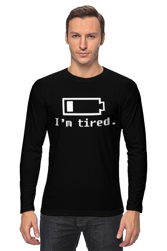 Printio Я устал (батарейка)