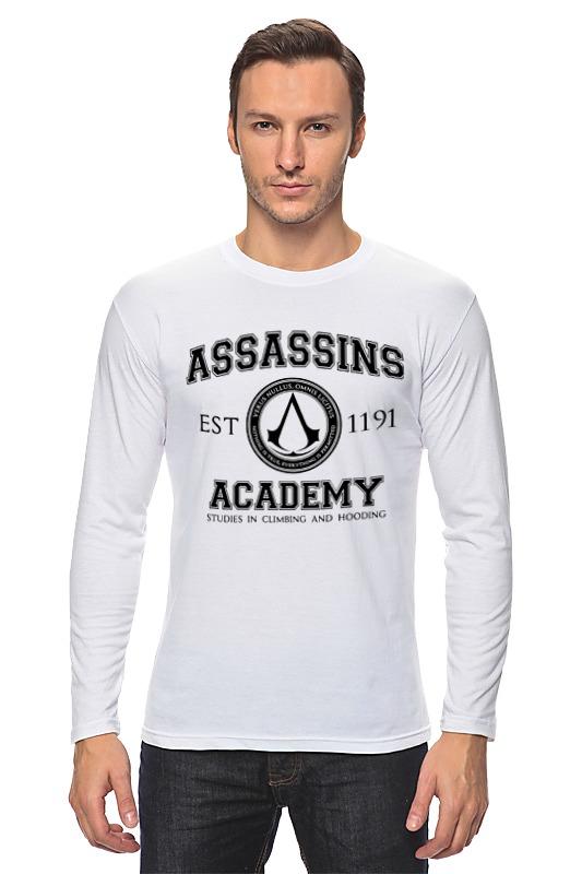 Лонгслив Printio Assassins academy. assassin's creed лонгслив printio assassins creed