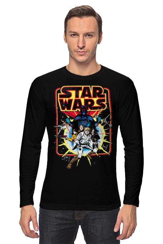 Лонгслив Printio Star wars цена 2017