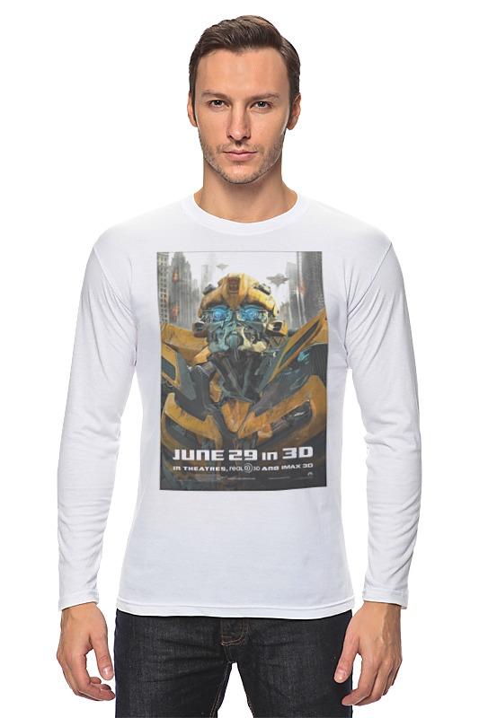 Лонгслив Printio Transformers / трансформеры