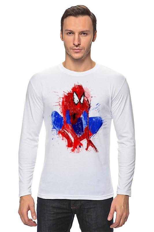 Лонгслив Printio Spider-man