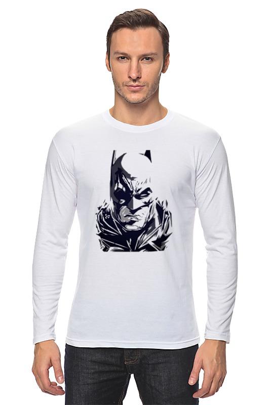 Лонгслив Printio Batman лонгслив printio печать бафомета 2