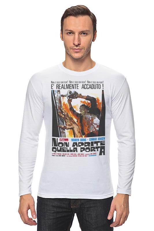Лонгслив Printio Техасская резня бензопилой футболка wearcraft premium printio техасская резня бензопилой