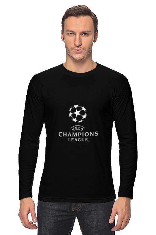 Лонгслив Printio Uefa  champions league customized crystal trophy engraved logo or words sports souvenirs grammy award glass champions rewards league cup