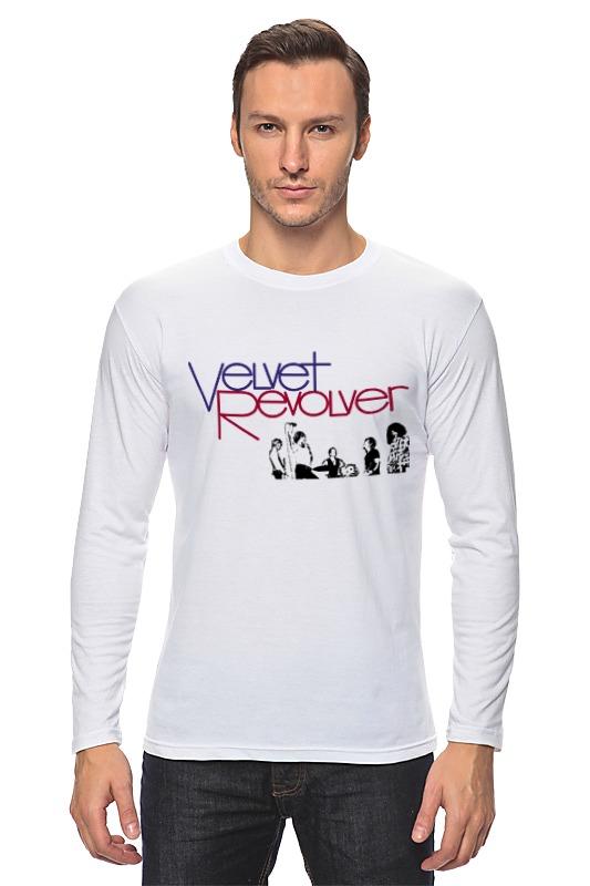 Лонгслив Printio Velvet revolver детская футболка классическая унисекс printio velvet revolver