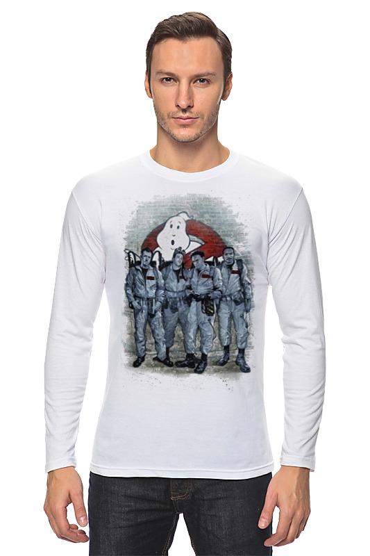 Printio Ghost busters цена в Москве и Питере