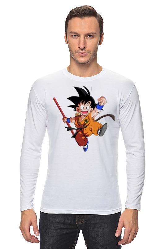 Лонгслив Printio Dragon ball костюм для косплея сон гоку dragon ball 48