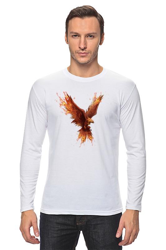 Лонгслив Printio Птица-феникс феникс 33845