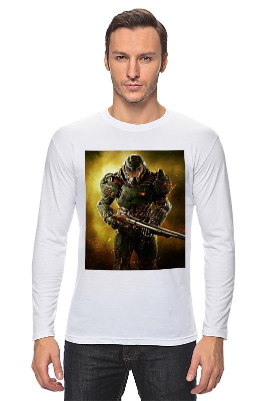 все цены на Лонгслив Printio Doom 4 онлайн