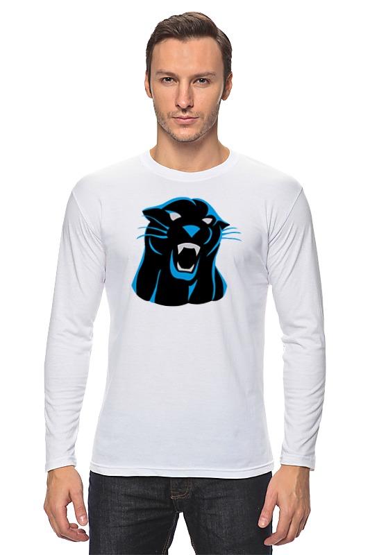 Лонгслив Printio Черная пантера сумка printio черная пантера