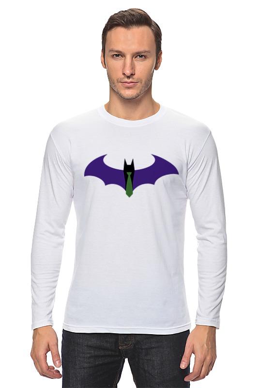 Лонгслив Printio Batman x joker лонгслив printio batman x twitter