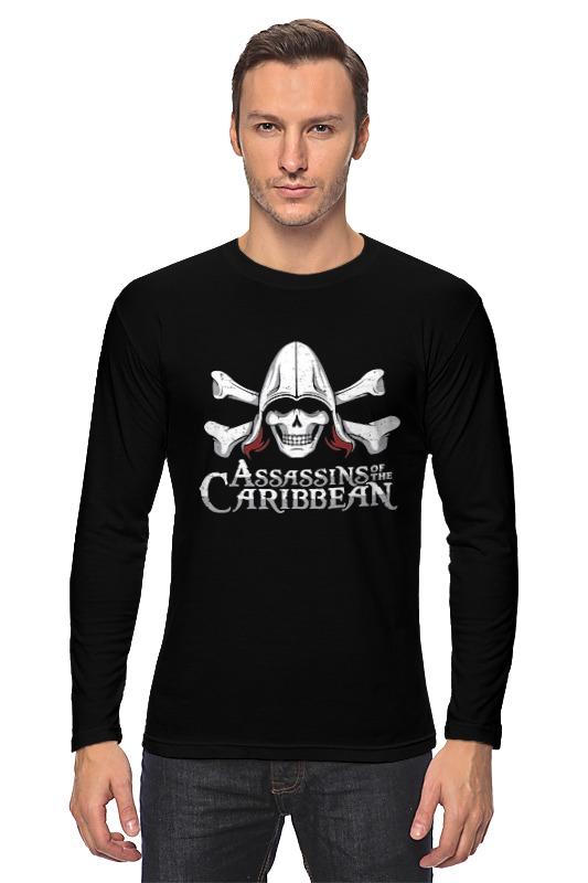 Printio Assassins of the caribbean футболка классическая printio assassins of the caribbean