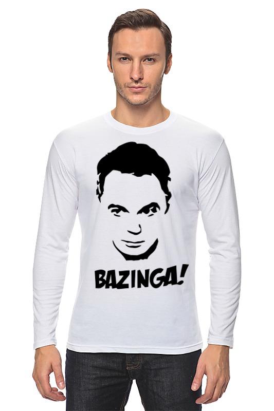 Printio Bazinga! (шелдон) цена 2017