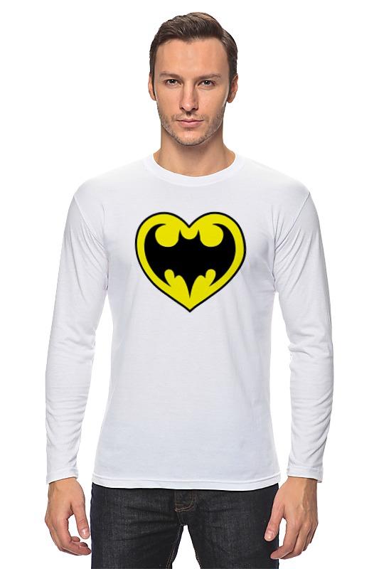 Лонгслив Printio Бэтмен (batman) лонгслив printio batman x twitter