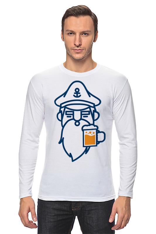 цена Printio Капитан с пивом онлайн в 2017 году