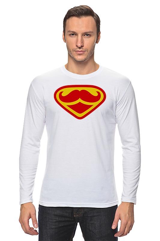 купить Printio Супермен-усач-бородач по цене 996 рублей