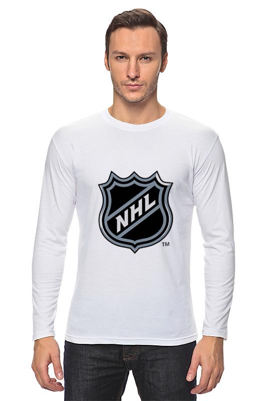 Лонгслив Printio Национальная хоккейная лига