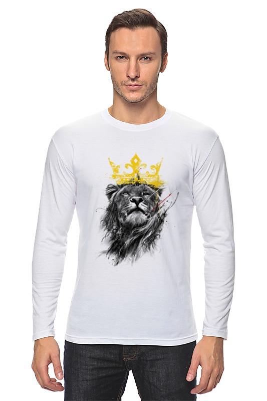 Лонгслив Printio Король лев лонгслив printio король лев