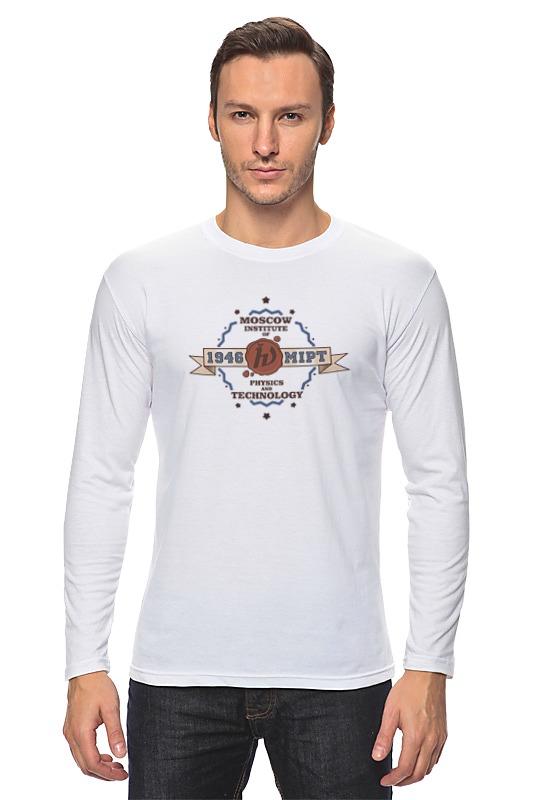 Лонгслив Printio Футболка женская мфти футболка классическая printio футболка женская мфти