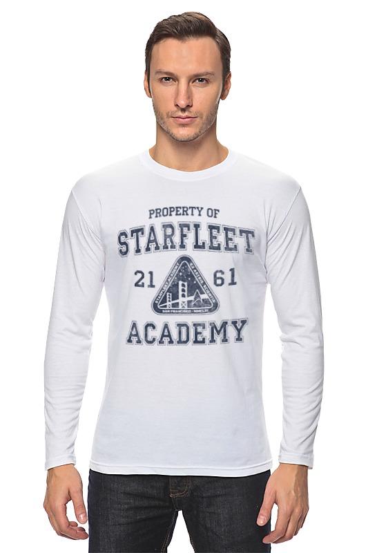 Лонгслив Printio Starfleet academy regal academy reg00300 королевская академия кукла джой 30 см