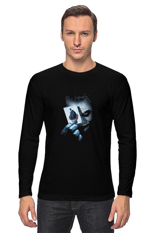 Лонгслив Printio Джокер костюм озорного клоуна 42 48