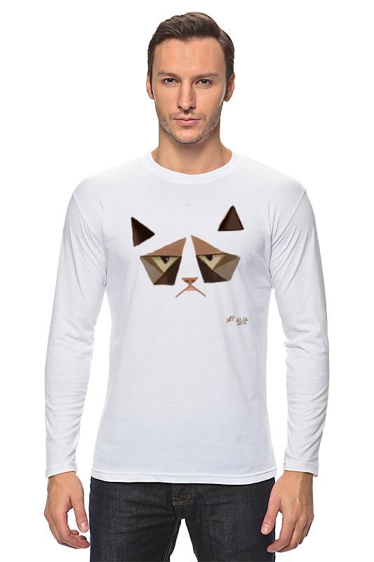 Лонгслив Printio Сердитый котик / grumpy cat (art nouveau) jean lahor art nouveau