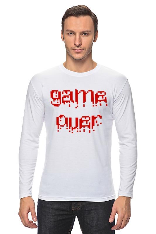 Printio Конец игры (game over) game over