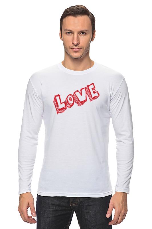 Printio Love лонгслив printio love 2