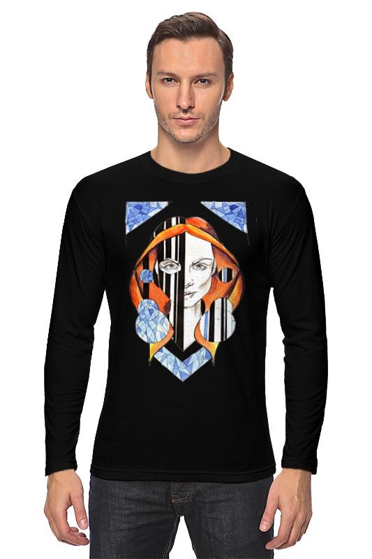 Лонгслив Printio Двуликая футболка классическая printio двуликая