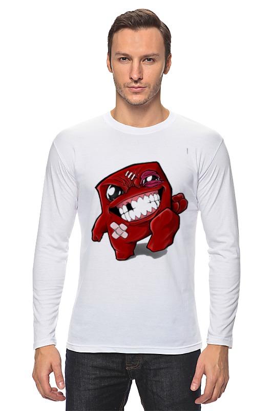Лонгслив Printio Super meat boy super meat boy [pc цифровая версия] цифровая версия