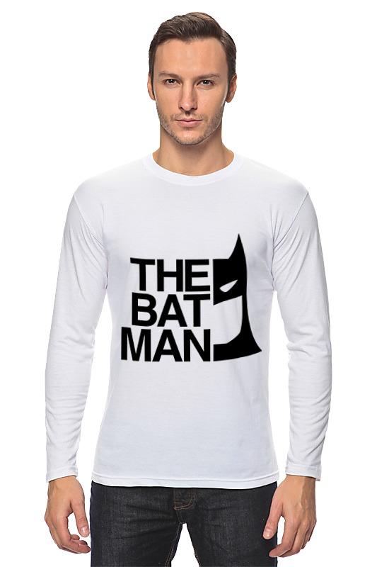 Лонгслив Printio Бетмэн ( batman ) лонгслив printio ice king x batman