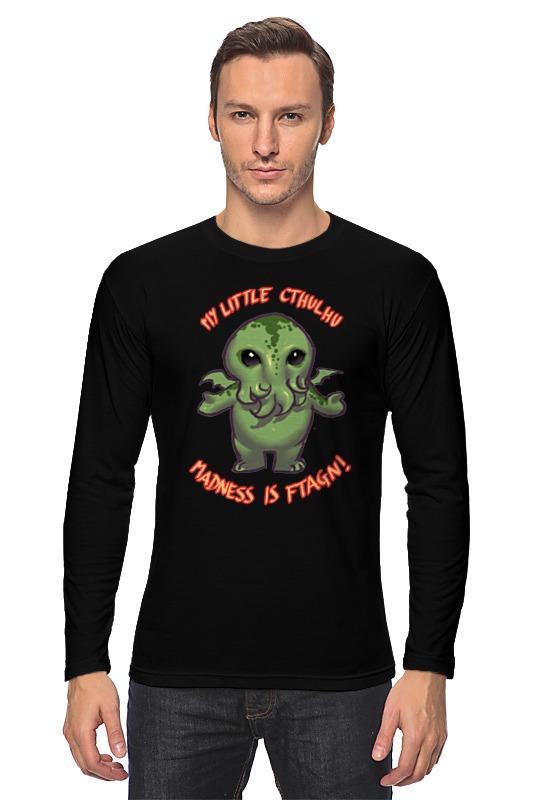 Лонгслив Printio Cthulhu футболка классическая printio cthulhu 2016