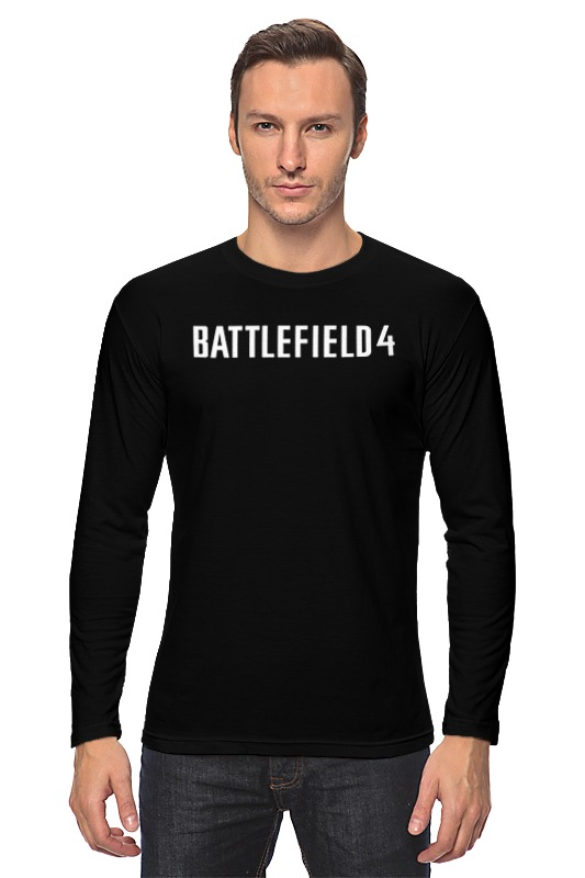 Лонгслив Printio Battlefield 4 худи print bar battlefield 4 war