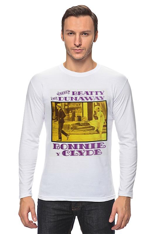 Лонгслив Printio Бонни и клайд футболка wearcraft premium printio бонни и клайд