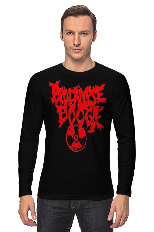 Лонгслив Printio Apocalypse boogie mesa boogie p410d powerhouse