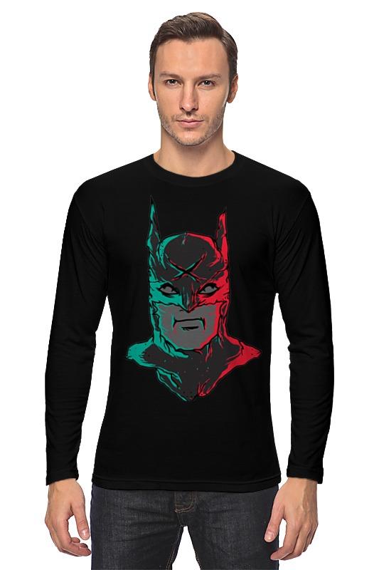 Лонгслив Printio Бетмэн ( batman ) лонгслив printio batman waiting for you