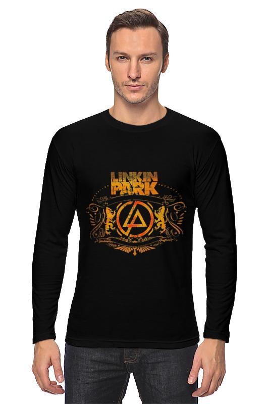 Лонгслив Printio Linkin park griffith park