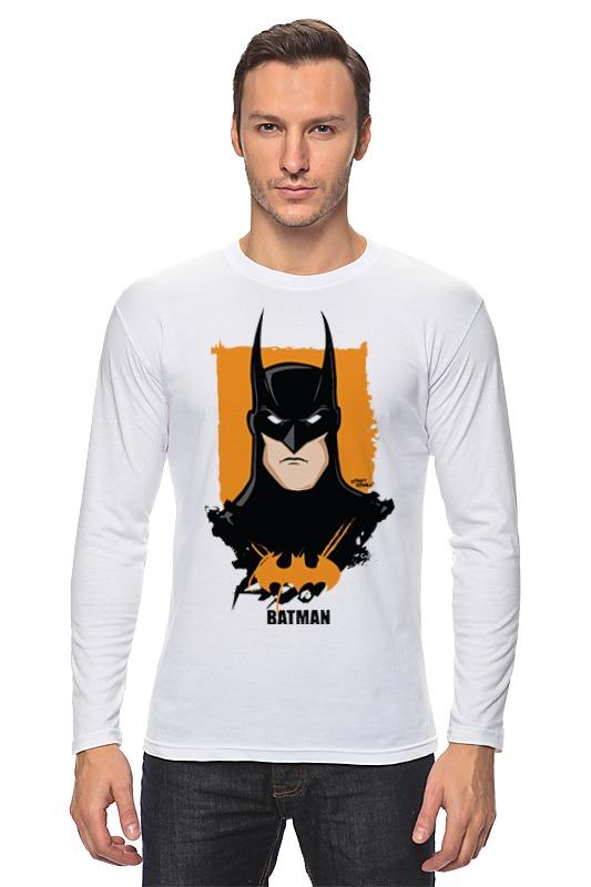Лонгслив Printio Batman/бэтмен лонгслив printio ice king x batman