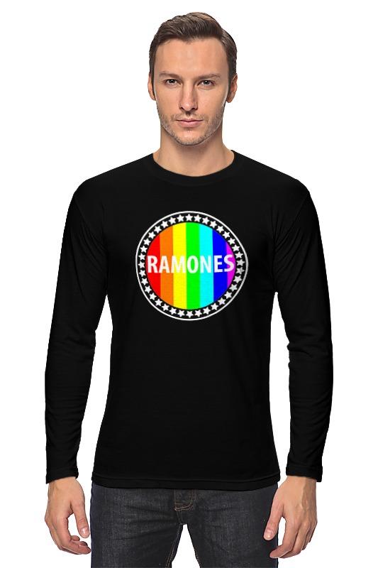 Лонгслив Printio Ramones худи print bar ramones