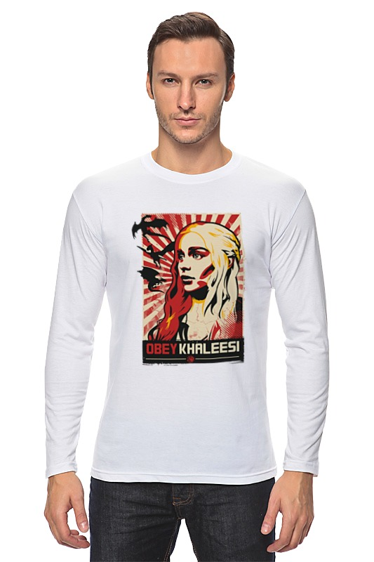 Printio Obey khaleesi (game of thrones) цены