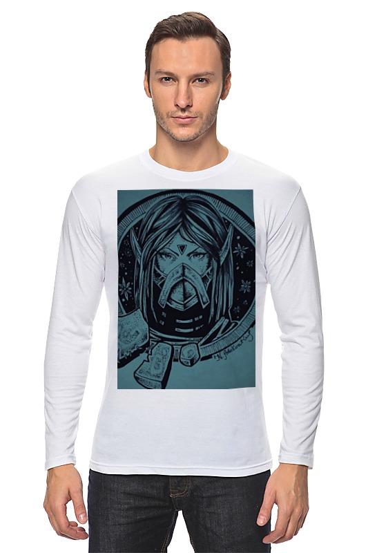 Лонгслив Printio Dota 2 templar assassin футболка классическая printio dota 2 templar assassin