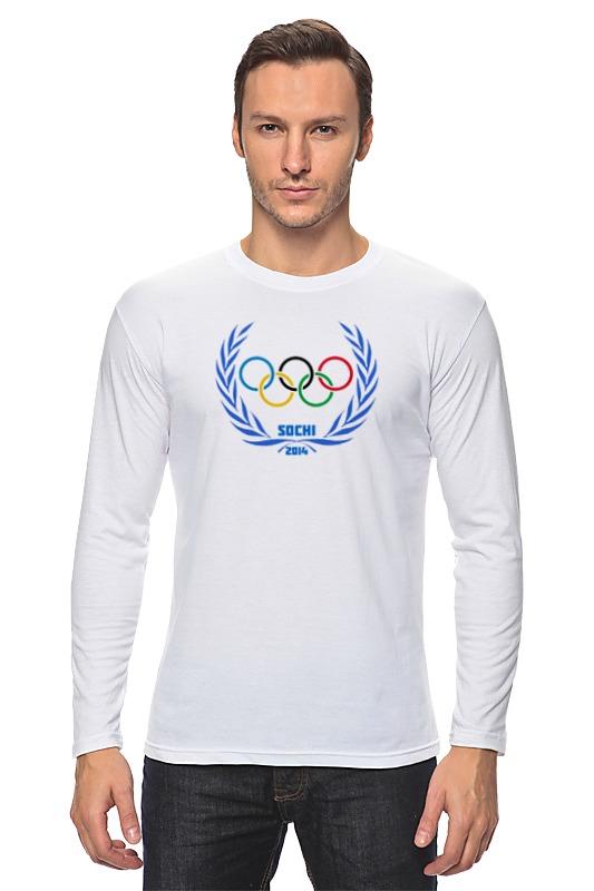 Лонгслив Printio Sochi 2014 цена