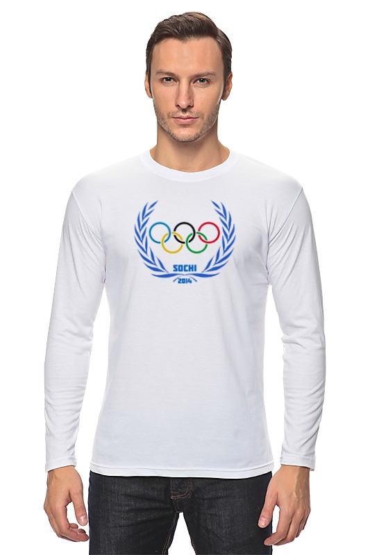 Лонгслив Printio Sochi 2014