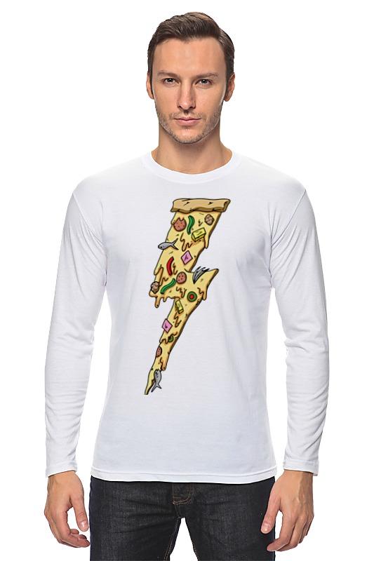 Лонгслив Printio Пицца молния лонгслив printio любимая пицца